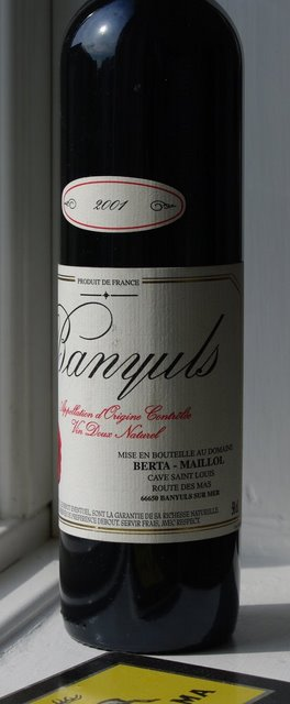 banyuls-2001-berta-maillol-svesker-i-soed-rasteau-julemad