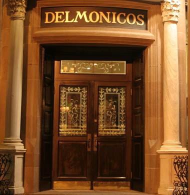 Facade, Delmonicos i New York