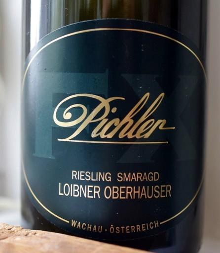 f.x. pichler loibner oberhauser smaragd riesling