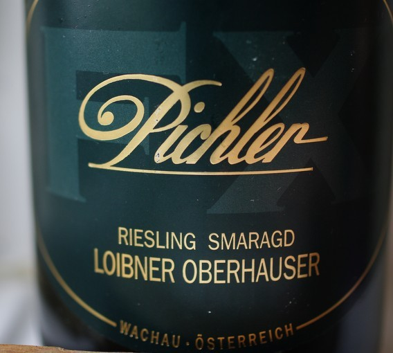 riesling smaragd fra FX Pichler