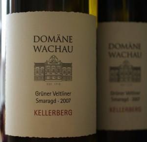 Grüner Veltliner Kellerberg 2007 fra Domäne Wachau