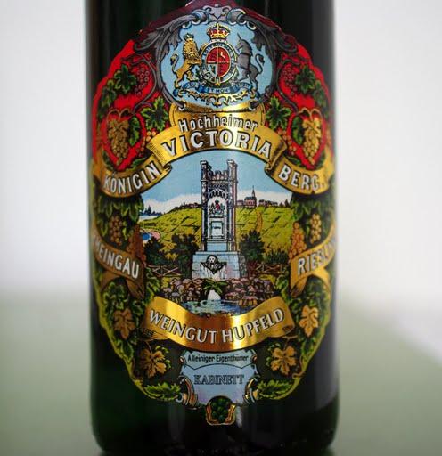 hochheimer-victoriaberg-weingut-hupfeldt-1997 drukke tinden besøg på Berntsens Ballade