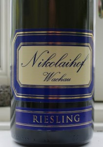 Riesling fra Nikolaihof i Wachau
