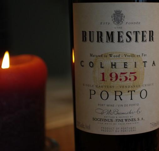 Colheita fra 1955 -- Burmester