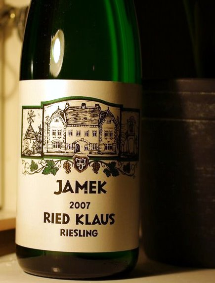 Ried Klaus 2007 fra Jamek i Wachau, Østrig