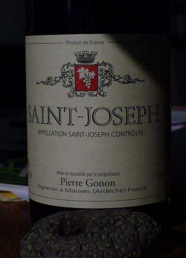 Saint-Joseph fra Domaine Gonon, nordlig rhone, 100% syrah