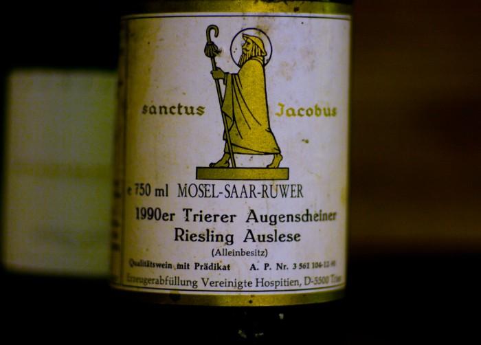 sanctuc-jacobus-trierer-augescheiner-auslese-mosel-sahr-ruwer-1990