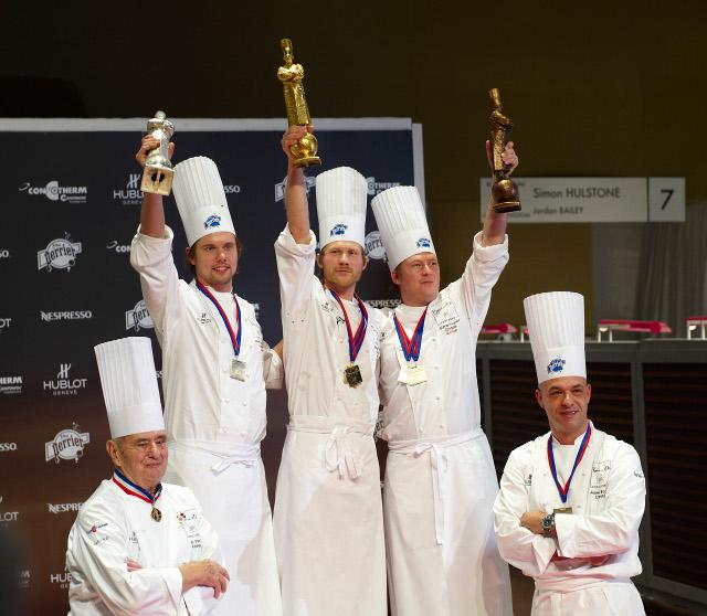 vinderholdene-bocuse-dor-guld-soelv-bronze-paul-bocuse-til-venstre