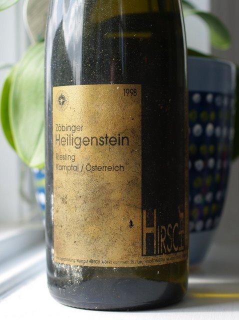 zobinger_heiligenstein_hirsch_1998_riesling_kamptal
